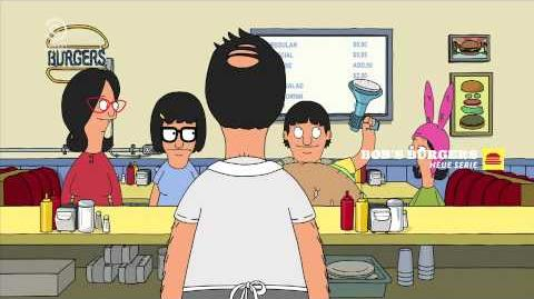 Bob's Burgers Trailer - Comedy Central Germany HD