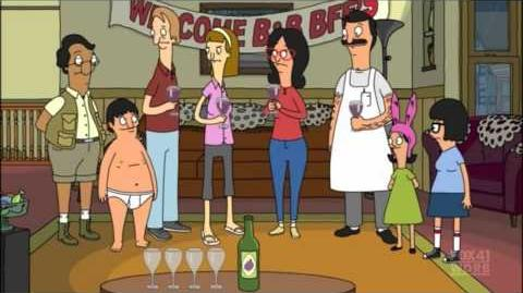 Bob's Burgers - Gene's Nipples Are So Pointy
