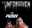 Unforgiven (SmackDown vs RAW)