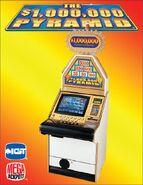 $1,000,000 Pyramid Video Slots P1