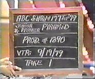 Junior Partner Pyramid (September 19, 1979)