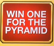 Win One For the Pyramid