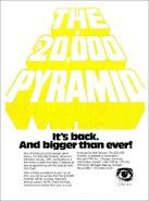 The $20,000 Pyramid ad