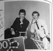 Dick Clark & Bill Cullen '82