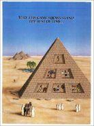 $100,000 Pyramid 1990 Ad 1
