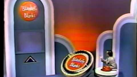 Blankety Blanks game show pilot with Bill Cullen Part 2