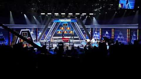 The $100,000 Pyramid Opening