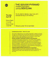 The $20,000 Pyramid (April 20, 1978)