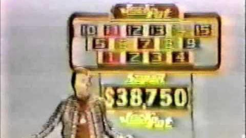 Jackpot $38,750 episode
