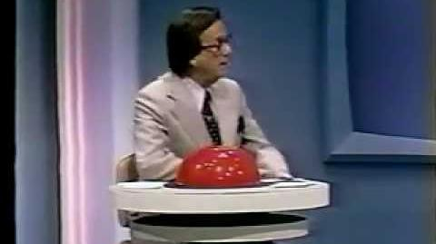 Blankety Blanks game show pilot with Bill Cullen Part 1