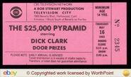 The $25,000 Pyramid (May 16, 1985)
