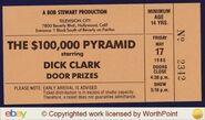 The $100,000 Pyramid (May 17, 1985)