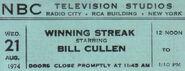 Bill-cullen winningstreak ticket