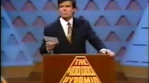 The $100,000 Pyramid clip (But keep playing?), 1991