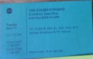 The $10,000 Pyramid (June 11, 1974)