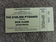The $100,000 Pyramid (August 29, 1986)