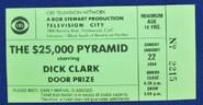The New $25,000 Pyramid (January 22, 1984)