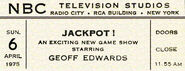 Jackpot Ticket