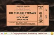 The $100,000 Pyramid (March 18, 1988)