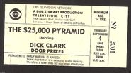 The $25,000 Pyramid (September 04, 1986)