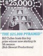 $25,000Pyramid Viacom ad