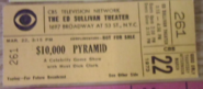 The $10,000 Pyramid (March 22, 1973)
