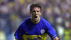 Gol del Vasco en la Copa Libertadores 2000