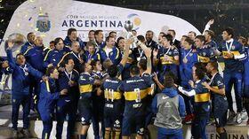 Campeón copa argentina 2015