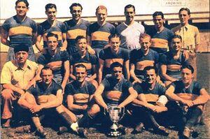 Boca Juniors 1940