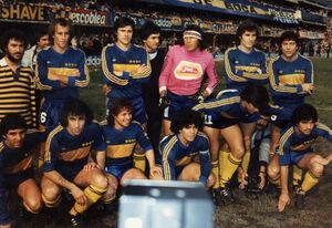 Campeón 1981