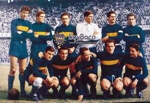 Campeón 1962