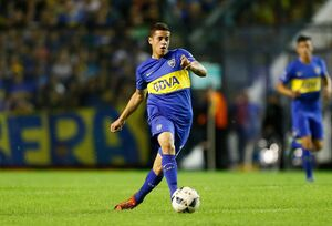 Alexis debut en primera