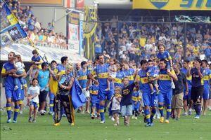 Boca campeon 2011