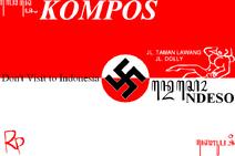 Bendera Indon
