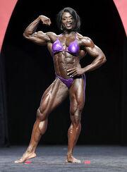 Ms. Olympia 2014 Iris Kyle 1