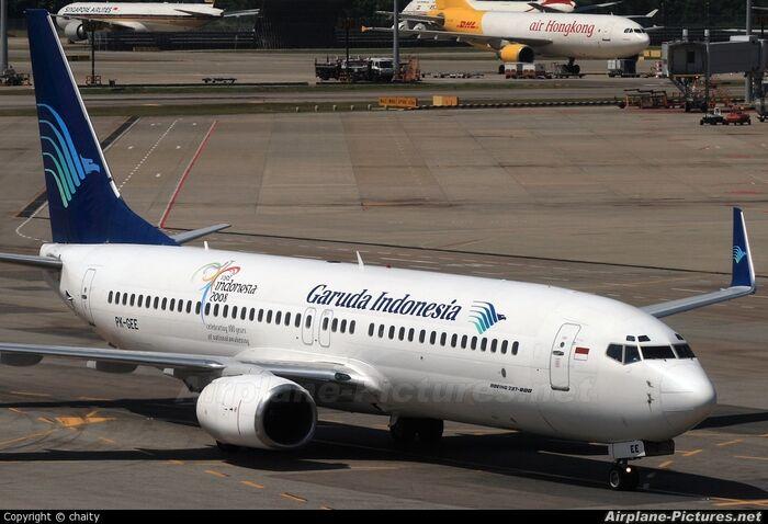 Garuda-Indonesia-Boeing-737