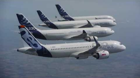 Airbus' commercial aircraft-0