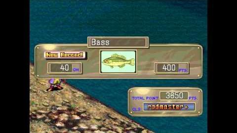 "Breath of Fire III ""9,999 Fishing Points"" TAS Part 1-0"