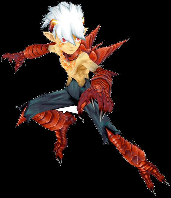image ryu dq dragon form 3d png breath of fire fandom powered