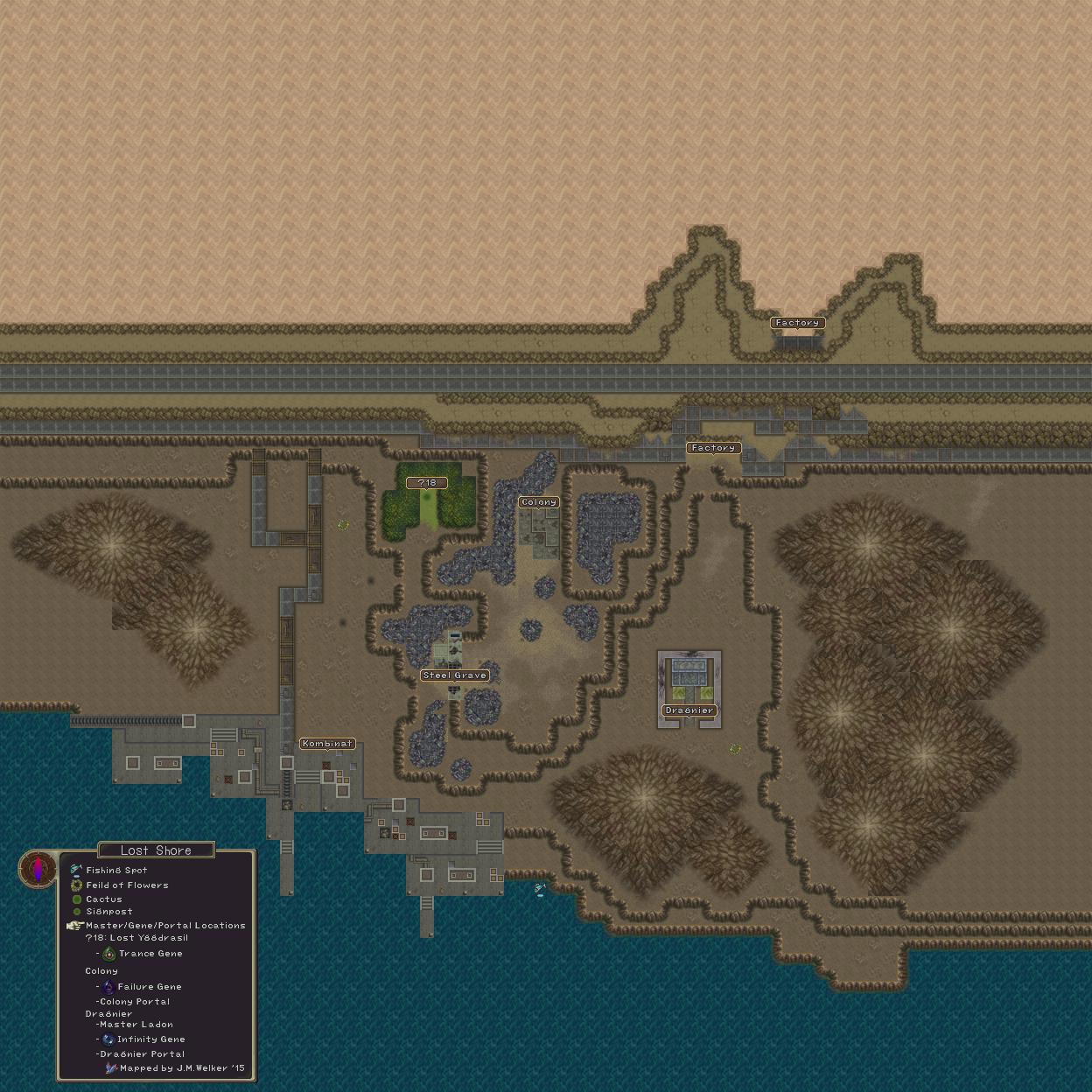 Lost S | Breath of Fire | FANDOM powered by Wikia Breath Of Fire World Map on