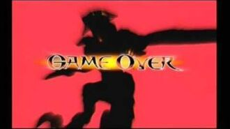Breath Of Fire 5 GAME OVER
