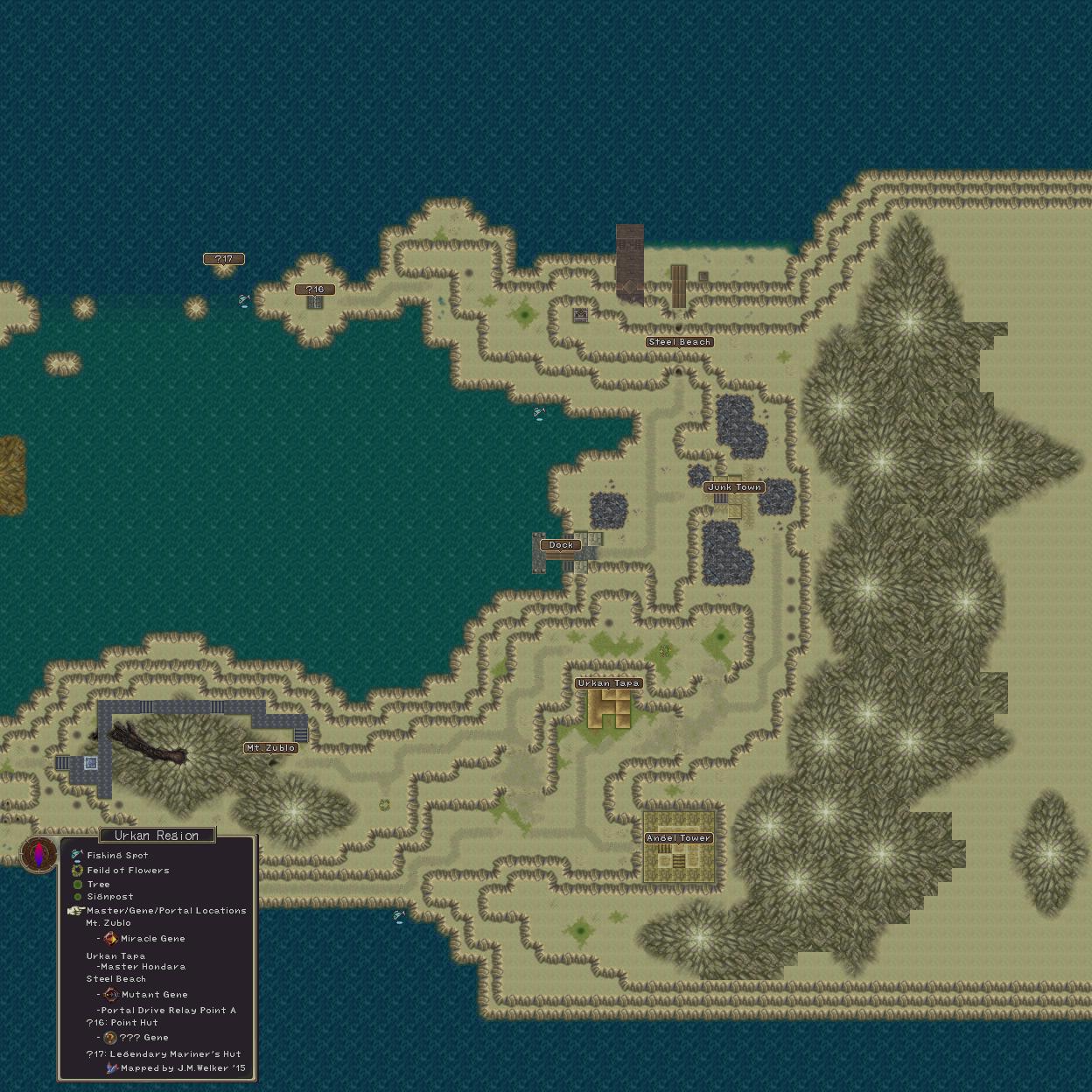 Urkan Region | Breath of Fire | FANDOM powered by Wikia