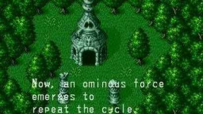 Breath of Fire intro
