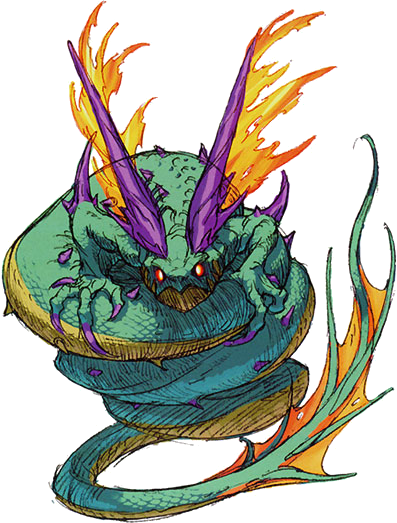 Tiamat Breath Of Fire Fandom Powered By Wikia
