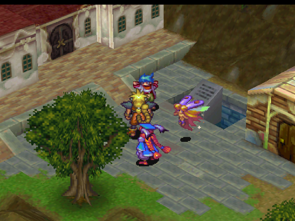 Breath Of Fire 3 Wallpaper Wallpaper Collection