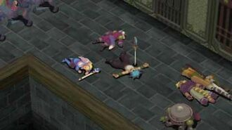 Game Over Breath of Fire 4