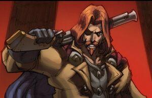 Lord Darius Crowley