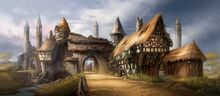 Fable Village by skybolt