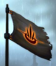 Gilneasflagpostsecondwar