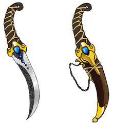 Aley dagger